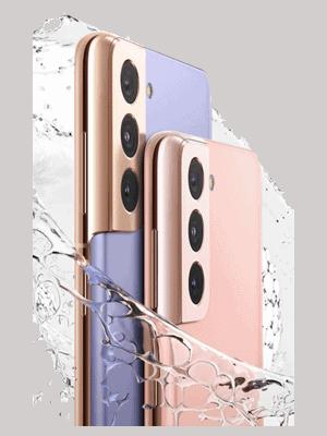 Telekom - Samsung Galaxy S21 5G - Schutz gegen Wasser und Staub