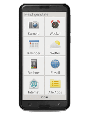 Telekom - Emporia Smart 3 - Apps