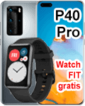 Telekom - Huawei P40 Pro mit gratis Watch Fit