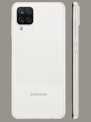 Telekom - Samsung Galaxy A12 - weiß / white