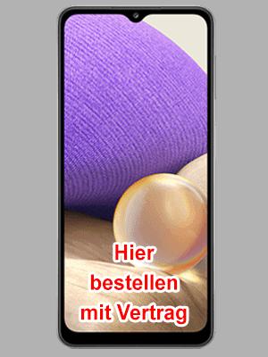 Telekom - Samsung Galaxy A32 5G - hier bestellen