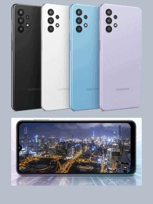 Telekom - Samsung Galaxy A32 5G - Farbauswahl