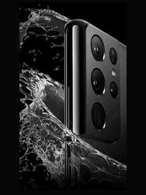 Telekom - Samsung Galaxy S21 Ultra 5G - Schutz gegen Wasser und Staub
