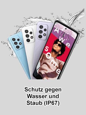 Telekom - Samsung Galaxy A52 5G - Farbauswahl