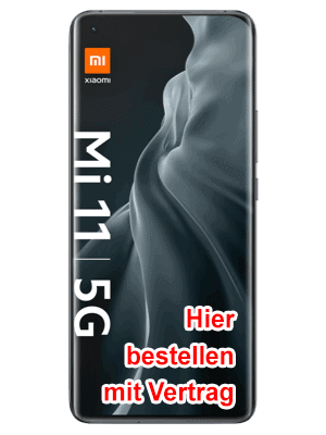 Telekom - Xiaomi Mi 11 5G - hier bestellen