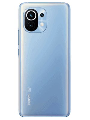Telekom - Xiaomi Mi 11 5G - horizon blue (blau) / hinten