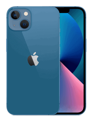 Telekom - Apple iPhone 13 - blau