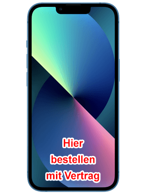Telekom - Apple iPhone 13 - hier bestellen / kaufen