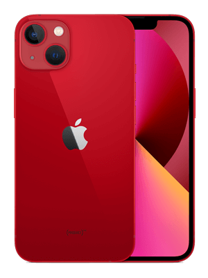 Telekom - Apple iPhone 13 - rot (product red)