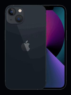 Telekom - Apple iPhone 13 - schwarz (mitternacht)