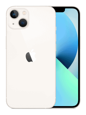 Telekom - Apple iPhone 13 - weiß (polarstern)