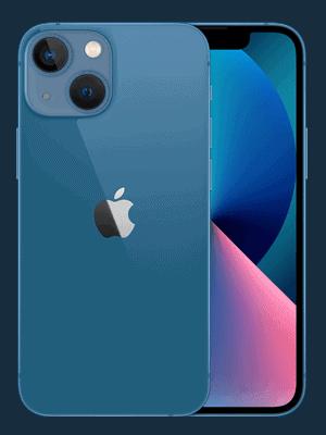 Telekom - Apple iPhone 13 mini - blau