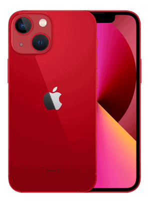 Telekom - Apple iPhone 13 mini - rot / product red