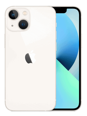 Telekom - Apple iPhone 13 mini - weiß / polarstern